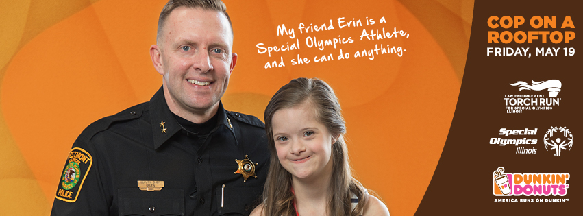 Special Olympics Cop On Top At Dunkin Donuts May 19th Welcome To The City Of Country Club Hills